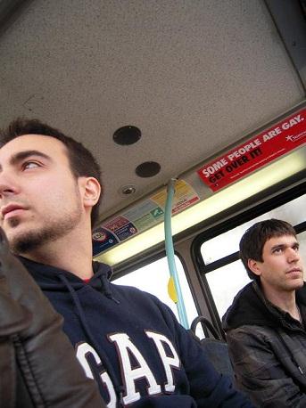 viajar en bus londres