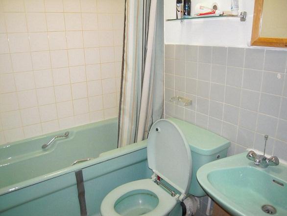 baño casa londres