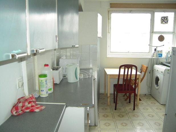 cocina piso londres