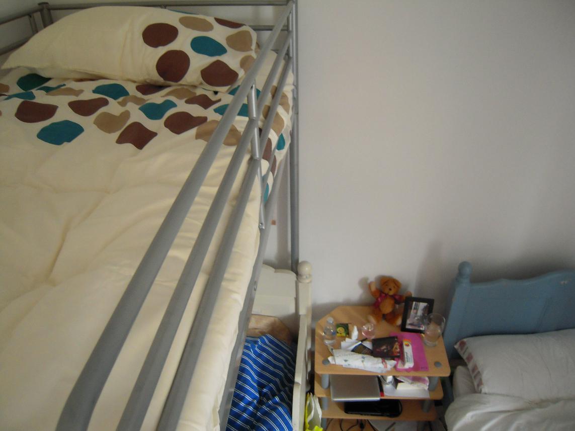 litera habitacion triple londres