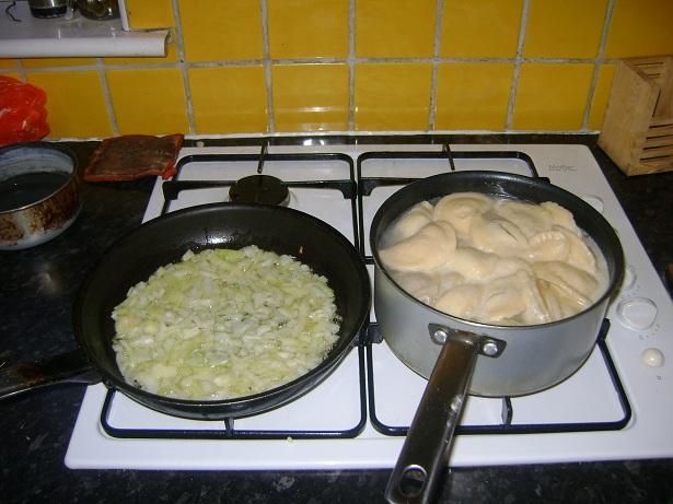 pierogi cocina