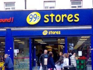 ahorrar con 99p stores