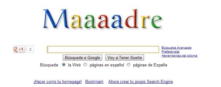google es mi madre