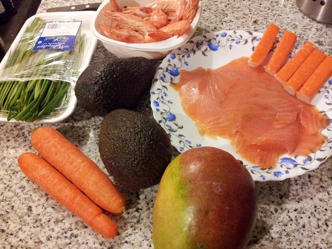 C mo hacer sushi en casa y quedar como un profesional - Cocinar sushi facil ...