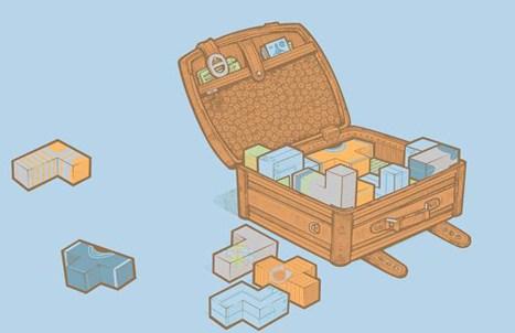 maleta tetris viajar