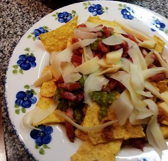 preparar nachos en casa