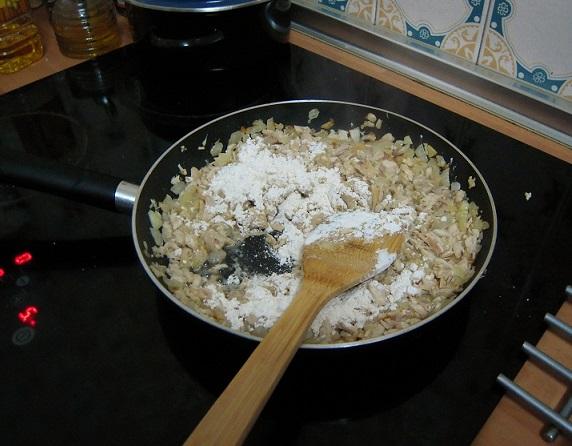 como hacer croquetas de pollo