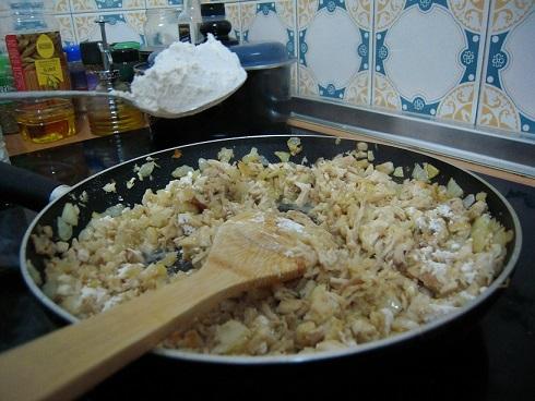 hacer croquetas de pollo caseras