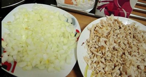 ingredientes croquetas de pollo caseras