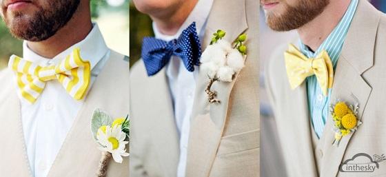 looks pajarita bow tie