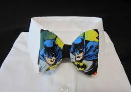 pajarita batman bow tie