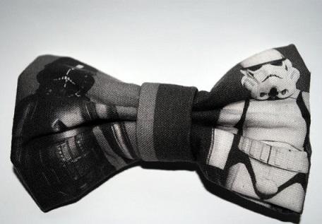 pajaritas star wars Stormtroopers bow tie