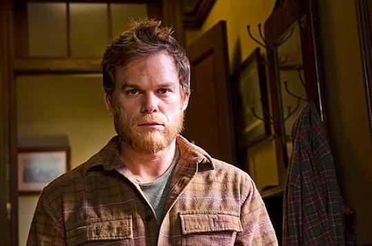 Dexter morgan escena final
