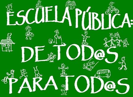 educación pública para todos