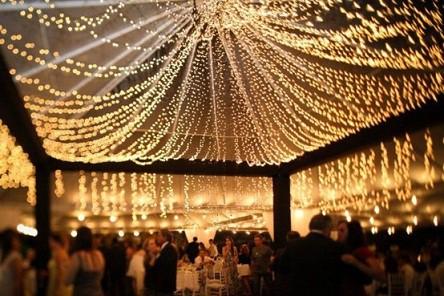 luces blancas boda etsy
