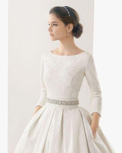 novia-vestido-manga-larga