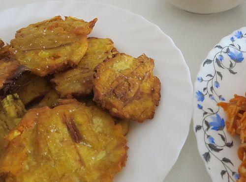 Patacones-receta