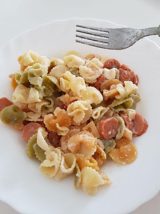 Pasta carbonara dieta recetas light de pasta Aniinthesky