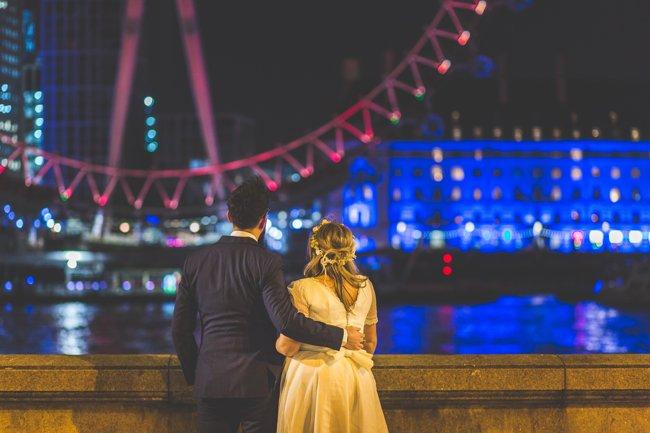 Postboda en Londres, un vídeo muy especial