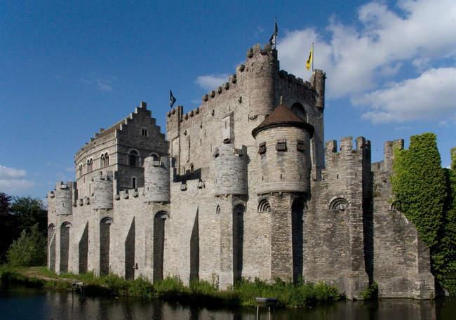 Gravensteen-castillo-gante