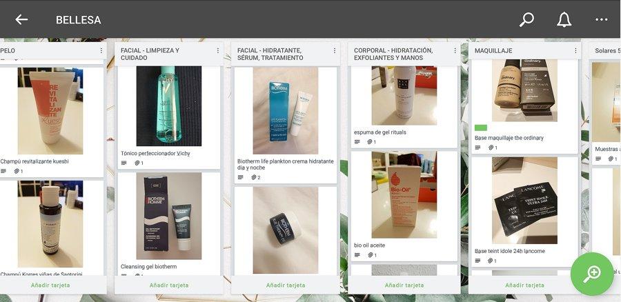 organizacion-trello-productos-aniinthesky